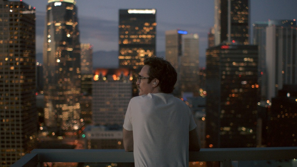 "Joaquin Phoenix in a still from ""Her"". Photo: Warner Bros. Pictures."