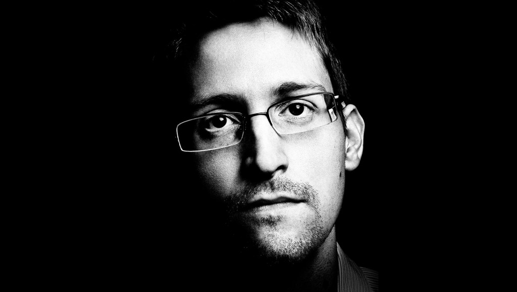 Edward Snowden, June 13, 2014.  Photo: PLATON. Wired Magazine.